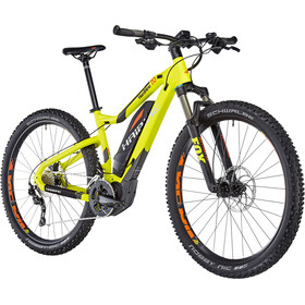 HAIBIKE Sduro HardNine 7.0 29 inches, lime/anthr./orange matt